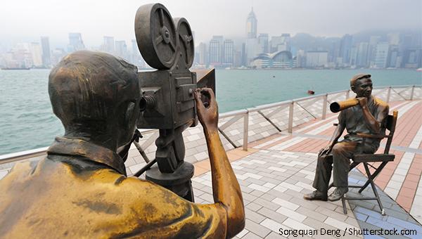 香港电影制作