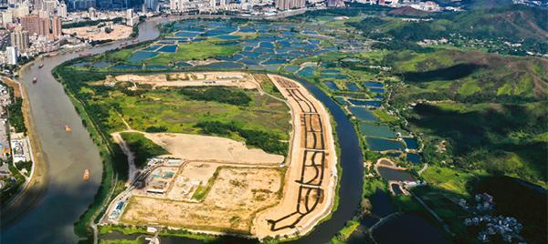 """建设深港科技创新合作区""""一区两园"""""""
