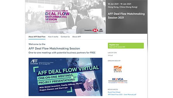 AFF Deal Flow
