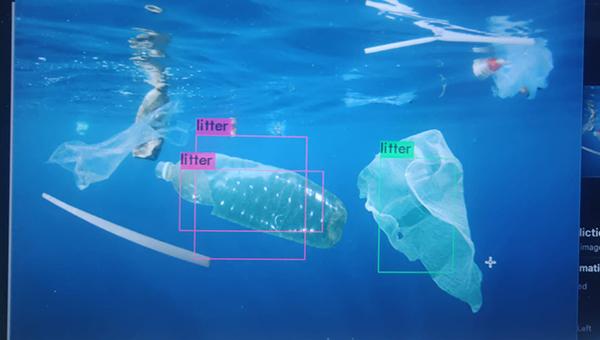 Clearbot智能清理垃圾机器人