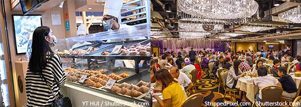 香港饮食业