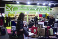 The Frankfurt Book Fair attracts Hong Kong firms