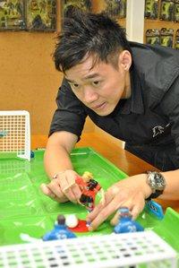 玩具厂升级转型 生产、动漫、授权三合一