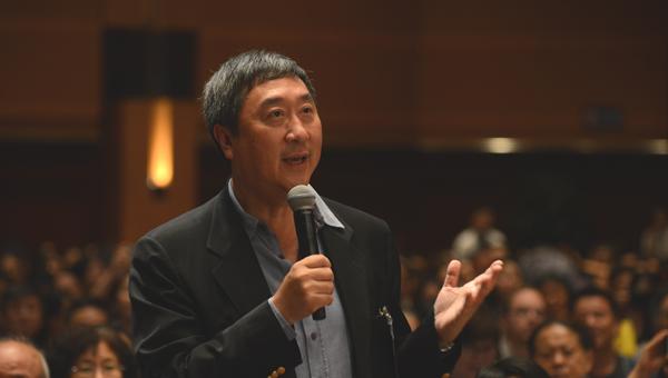 Joseph Jao-Yiu Sung 沈祖堯
