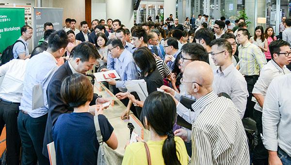 中國商貿工作坊:「內地自貿區 - 跨境電子商貿新機遇」