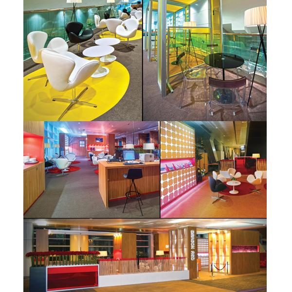 Dragon Lounge Series