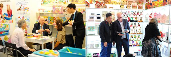 第16屆香港國際文具展與香港玩具展及香港嬰兒用品展