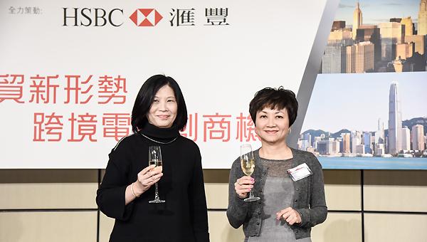 尹淑貞(左)、韋宋若蘊(右)