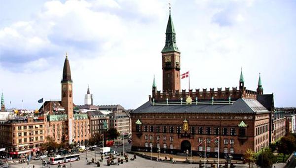 哥本哈根市政廳