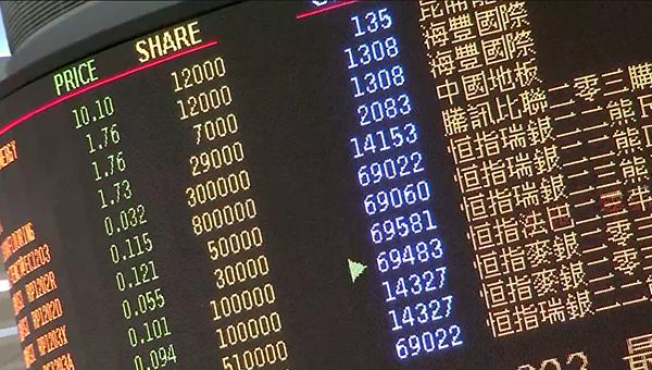 香港在融資及顧問服務