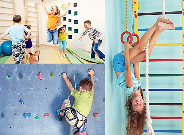 兒童運動市場