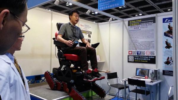 必飛越障椅