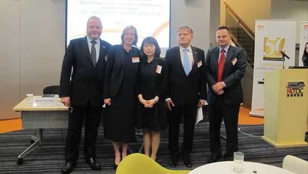 香港貿發局海外事務處代表
