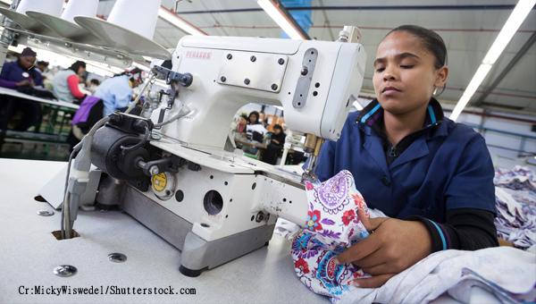 紡織成衣業