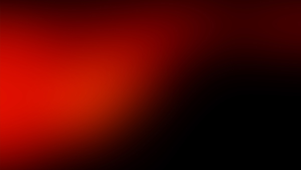 黑色和紅色