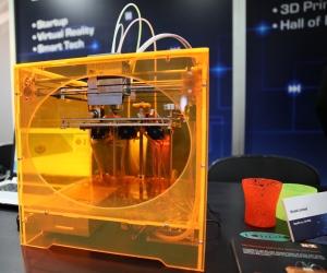 家用3D全彩打印機