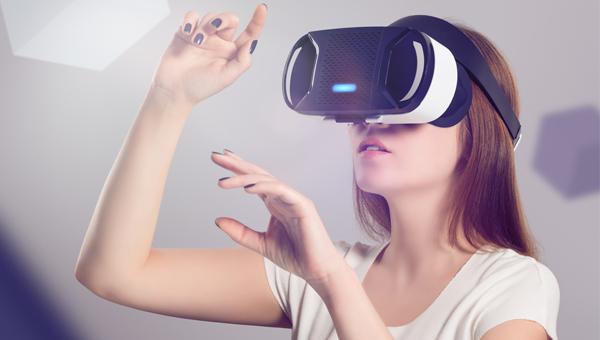 擴增及虛擬實境專區