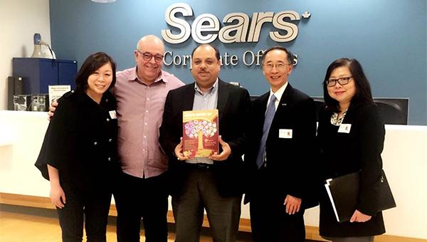 香港貿發局向全球買家推廣《企業年刊》