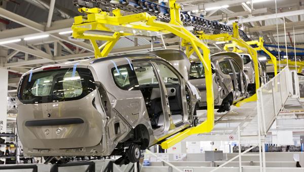 汽車製造業