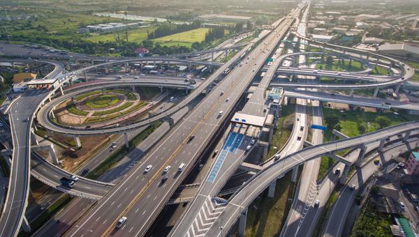 泰國的基礎設施