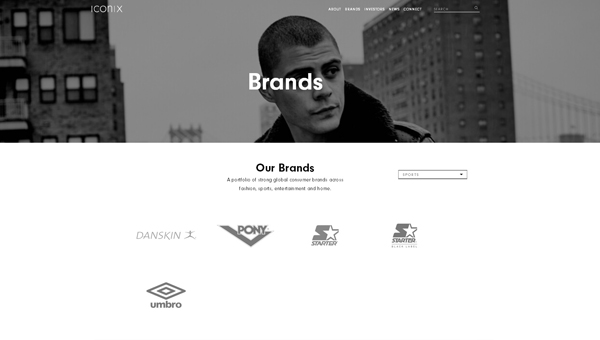 艾康尼斯中國有限公司(Iconix China Limited)
