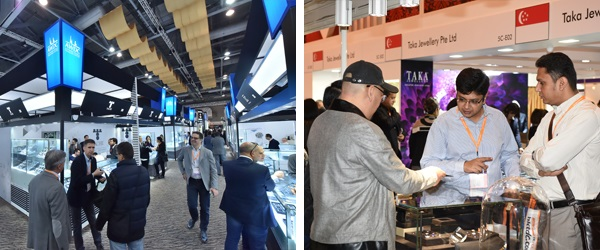 第4屆香港國際鑽石、寶石及珍珠展和第34屆香港國際珠寶展
