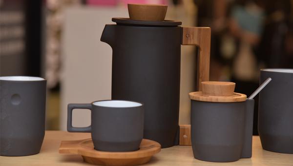 紫砂咖啡組合