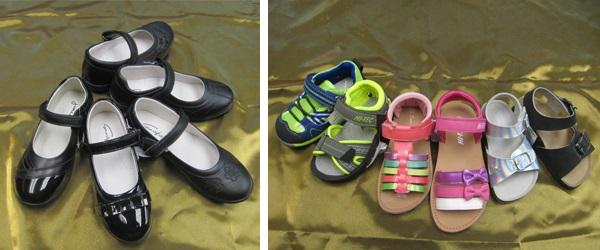 學生鞋和童裝涼鞋