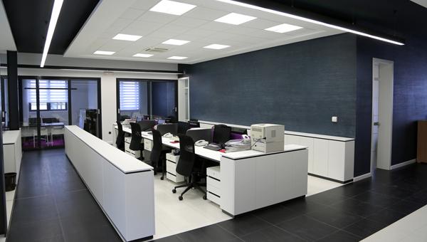辦公室燈光
