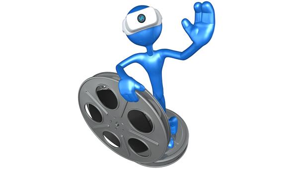 虛擬實境、電影、電視
