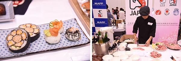 美食博覽今年邀得日本作為美食博覽的夥伴國家