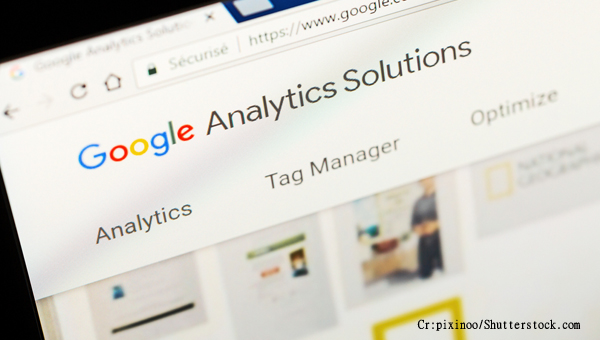 Google Analytics工具