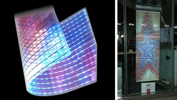 LED 貼薄屏