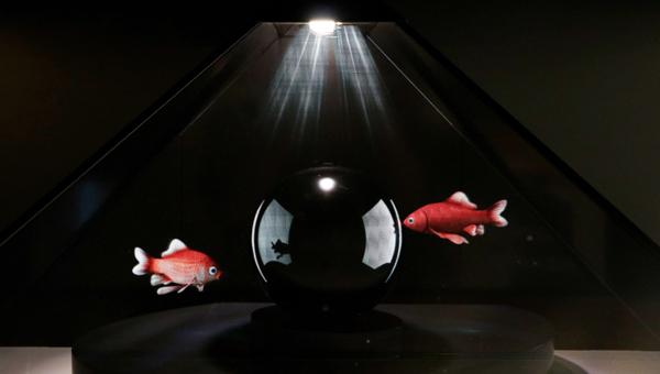 全息投影(Holography)