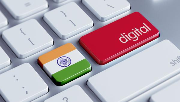 「數位印度」