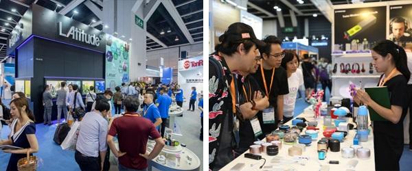 香港秋季電子產品展和國際電子組件及生產技術展