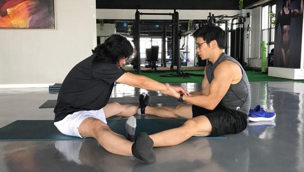 廣州市健身私人教練