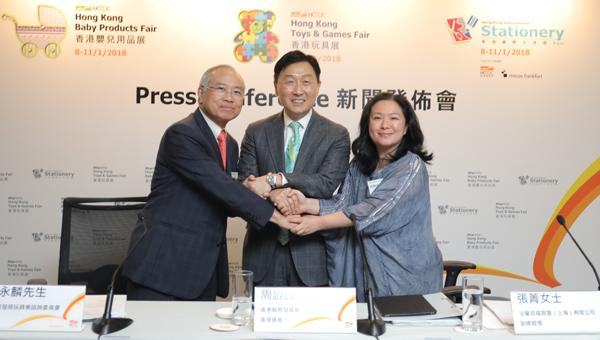 (左起)陳永麟、周啟良、張菁