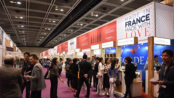 香港國際美酒展