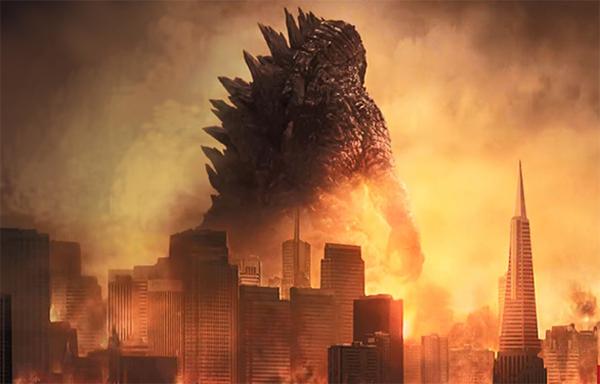 《Godzilla》