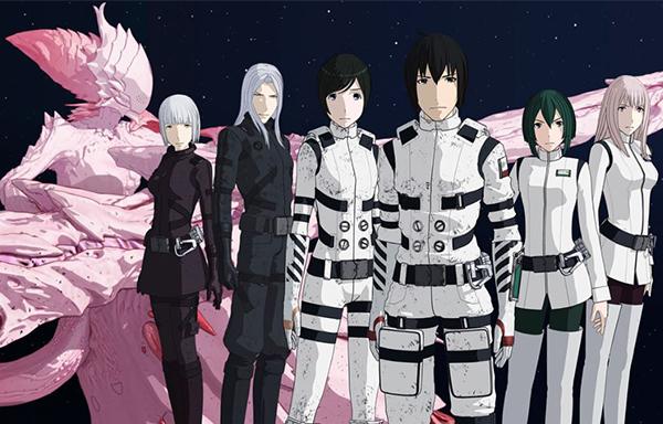 《Knights of Sidonia》