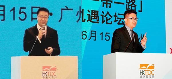 尚海龍(左圖), 鍾創新(右圖)
