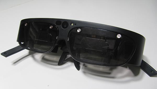 第三代AR智能眼鏡