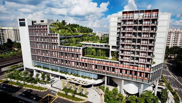 新加坡「海軍部村莊」