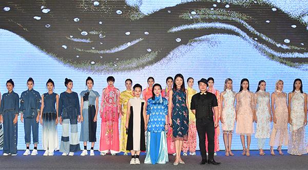 「香港晚宴」時裝匯演