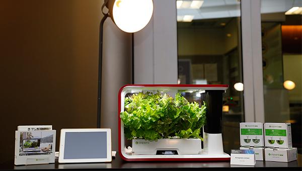 智能家用水耕種植機