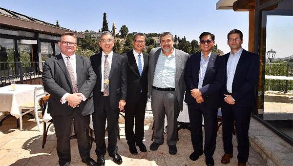 以色列訪問團