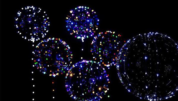 LED閃亮氣球