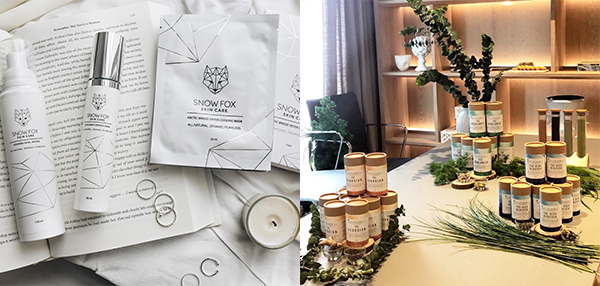 Snow Fox Skincare & The Life Biome