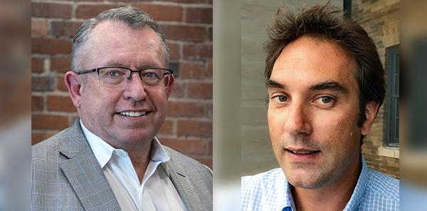 迪安‧克羅克(左), 塞巴斯蒂安‧根德龍(右)